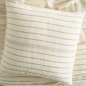 Anthropologie Euro Pillow Shams (Set of 2)
